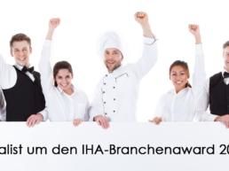 ICAMO, IHA-Award