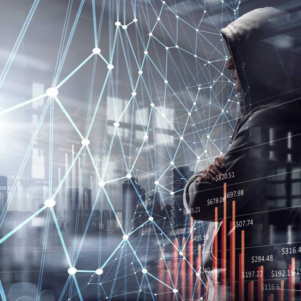 Symbolfoto eines Hackers