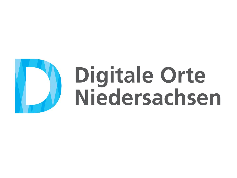 Logo der Auszeichnung Digitale Orte Niedersachsen