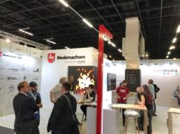 gamescom 2019 Niedersachsen nordmedia