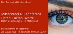 Mittelstand 4.0-Konferenz Lingen