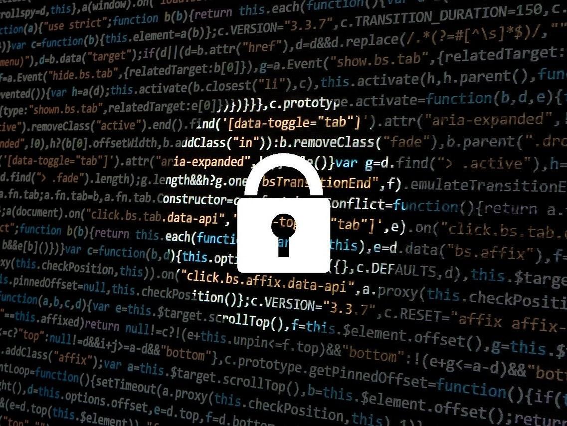 Symbolfoto IT-Sicherheit