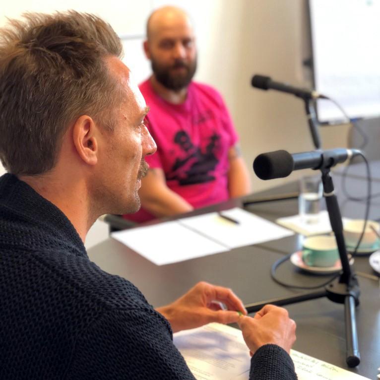 Profil Thomas Göing, Mikrofone