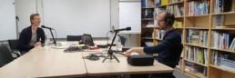 Podcast mit Patrick Ney