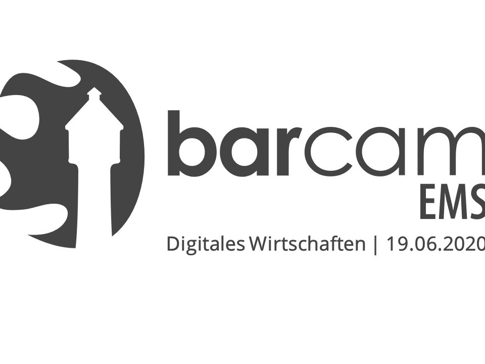 Logo der Veranstaltung Barcamp Ems 2020.