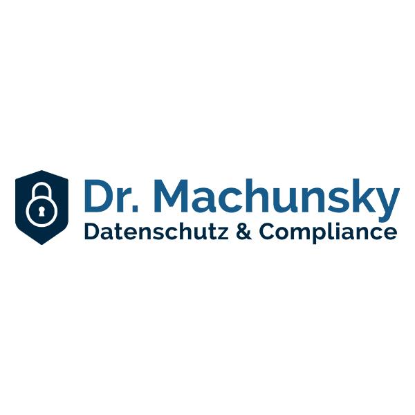 Logo Dr. Machunsky Datenschutz & Compliance
