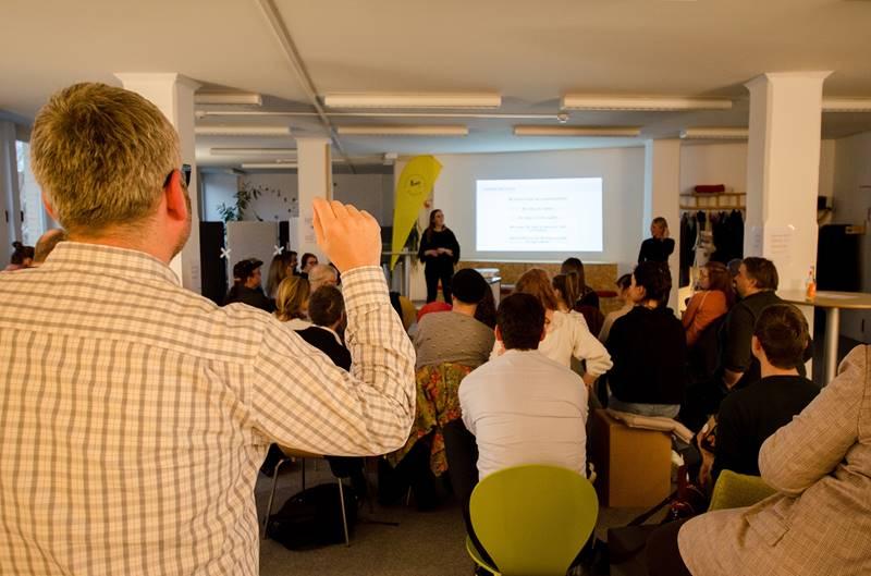 Eine Momentaufnahme aus einer ZediTA-Veranstaltung zum Thema