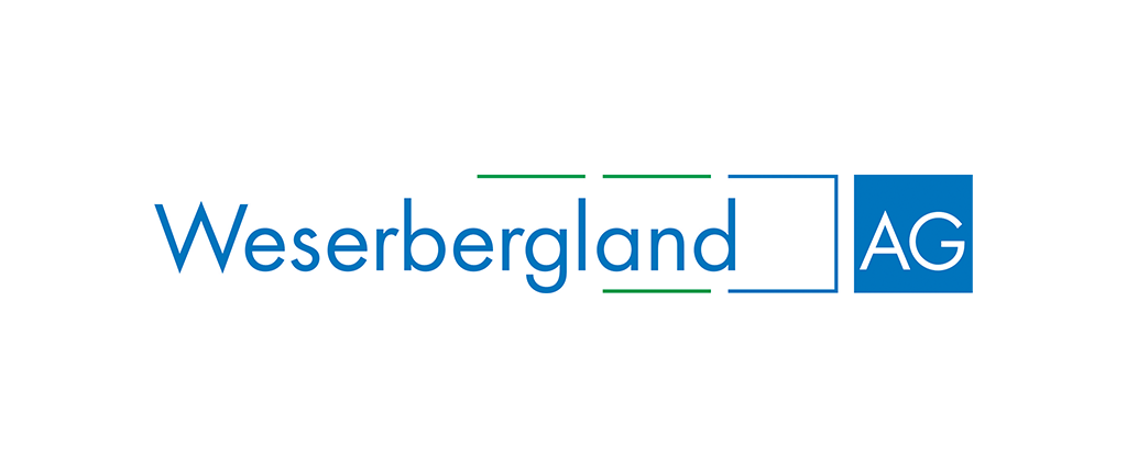 Logo der Weserbergland AG