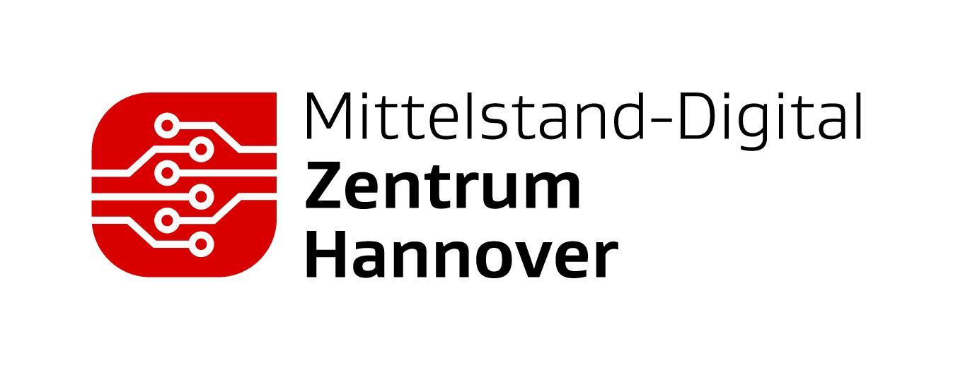 Das neue Logo des Mittelstand-Digital Zentrums Hannover.