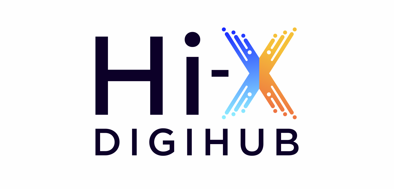 Logo des Digital Hub Hi-X-DigiHub in Hildesheim