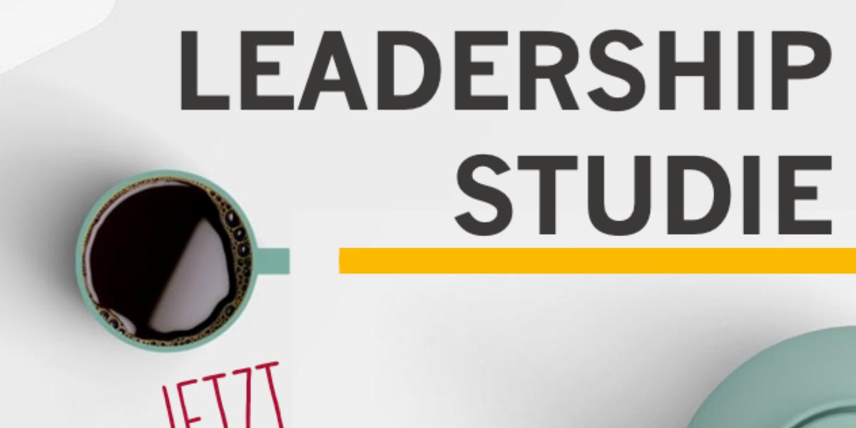 Aufruf zur Teilnahme an der Remote Leadership Studie.