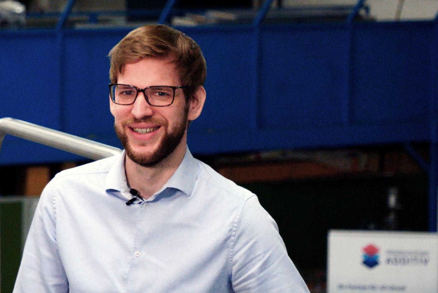 Sascha Kulas, Projektleiter Niedersachsen ADDITIV