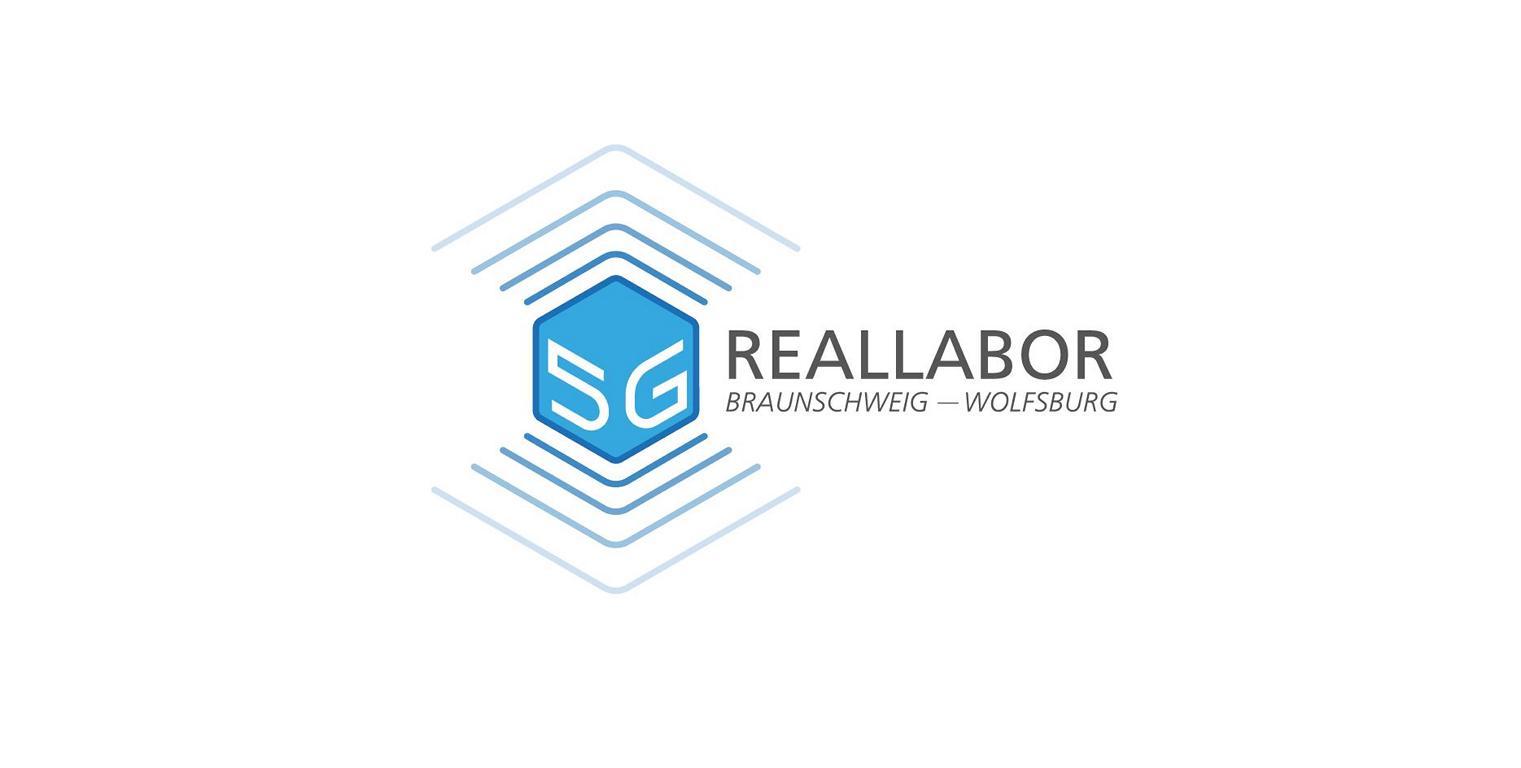 Logo des 5G-Reallabors der Region Braunschweig-Wolfsburg.