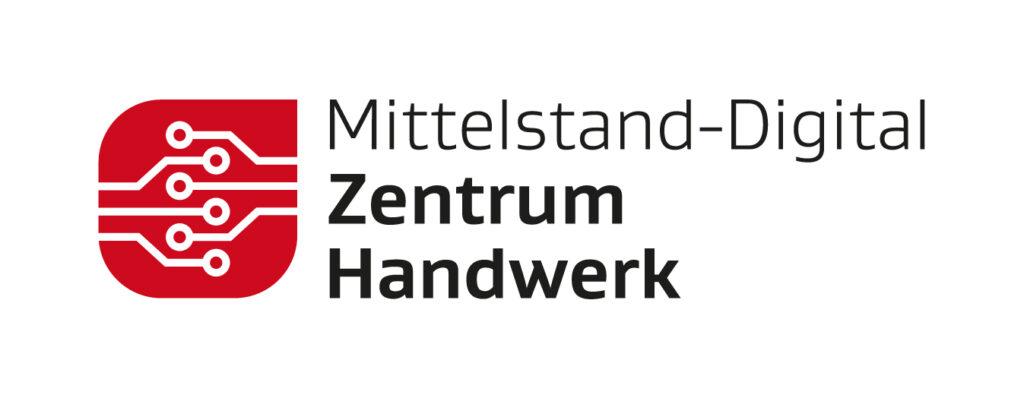 Logo des Mittelstand-Digital Zentrums Handwerk.